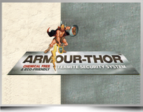 AROMOUR-THOR Chemical & Eco-friendly Termite Security System logo